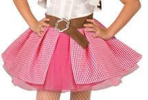 Ideas - Cowgirl cosplay / Ideas for my daughters cowboy/girl end of year dance / by Debra NZ