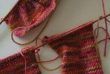 tricoter pour les poupées / tricot, crochet, poupées, miniatures
