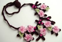 Crochet - Necklaces