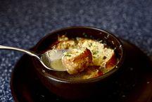 onion soup / by Debra Bishop