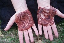 henna / by Dyp Sajne