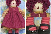 Dolls Made by Me / The dolls I make / by Susan Dian