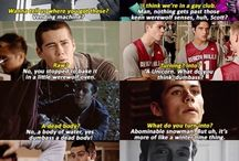 Teen Wolf / by Ashley Peterson