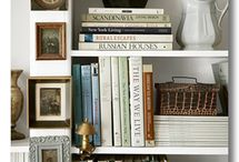 Home Staging - Bookshelves