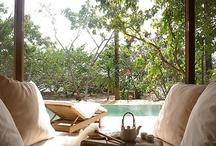 Ninh Van Bay villa interior
