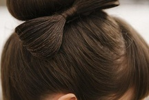 Bows and Buttons / Hair and Nails
