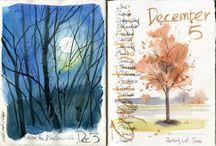 watercolor / acquarelli