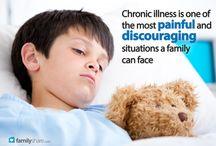 Child Life - Chronic Illness / by Annika Stout