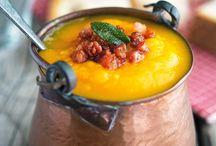 Whole-Food Seasonal Recipes / Enjoy these festive, healthy, whole-food dishes!