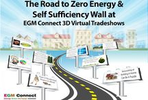 EGM Connect 3D Virtual Tradeshows / A 3D virtual tradeshow platform where your avatar can walk from booth to booth or visit a Host Home from the comfort of your own computer.