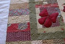 Free Motion Quilting / by Lisa Broadbent