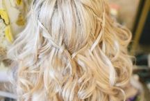 Hairstyles / by Jessica Haak