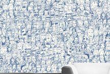 Wallpaper / by Janneke van de Haterd