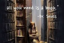 My love for books!