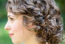 Penteado cabelos crespos casamento