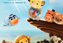 Book Related Tsum Tsums / Disney Tsum Tsum's that are book related.