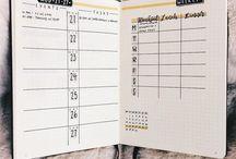 Bullet journal - kreativ dagbok