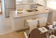 Wohnidee offene Küche