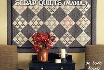 Scrap Quilts - Linda Koenig - EBOOK