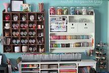 atelie ~ craft room