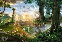 Moodboard: Landscape
