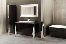 UNIQUE / Kolekcja UNIQUE - Meble łazienkowe COQUILLE http://coquille.pl/