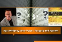 Russ Whitney Inner Voice - Purpose and Passion
