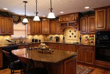 kitchen ideas / planning a renovation and looking for ideas / by Tambrey Webb
