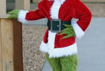 costumes - grinch
