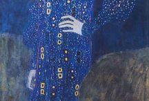 Painting. Gustav Klimt