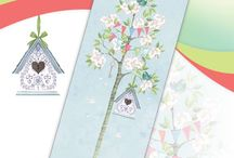 Everyday Greeting Cards / A selection of everyday greeting cards.  All cards are blank inside for your own message and come with an envelope.  View & order the full range online at www.buycardsonline.co.uk