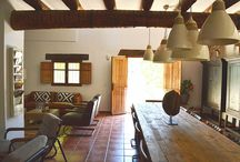 Holidayhouse / In the inland of Valencia in our small hamlet called BENALI, we offer two holidayhouses. Our inspiration is a combination of Ibiza style mixed with a rustic style. Have a look at our website: www.benalitourism.com
