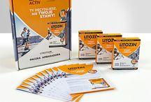 Kampania Litozin® Activ / Dowiedz się więcej o Litozin® Activ – suplemencie diety opracowanym specjalnie dla osób aktywnych fizycznie. #litozinactiv #litozin #sprawnestawy