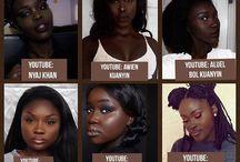 Makeup For Dark Skin