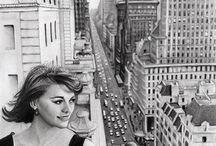 Pencil drawing - Natalie Wood - NY / pencil drawing - format A4