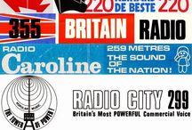 Radio pirate and music