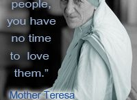 People:  Mother Teresa