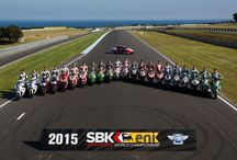 Alfa Romeo and Superbike 2015 / ALFA ROMEO OFFICIAL SAFETY CAR AND TOP SPONSOR / by Alfa Romeo Official