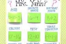 Math and Math Groups