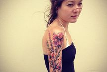 awesome pretty tattoos / by Cassandra Ericson