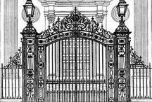 gates / by Ruth Davis