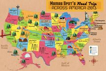 Travel  / Check out Mamas Spot's latest travels!