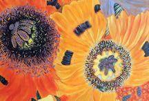Fanciful Flowers / Cathy SChoenberg
