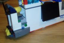 Lego son&father creations