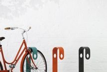Bicycle stands and bollards / cykelställ / Cool bicycle stands - bike racks in and outside the city!