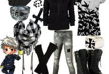Hetalia outfits