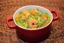 Risotos, arroz e cuscuz / Prepare os mais variados risotos, tipos de arroz ou cuscuz
