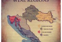 Croatia - wine regions