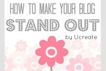 Blogging / by Lisa Anderson