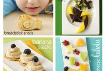 Preschool Snacks / by Katherine Hamadeh